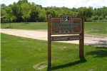 Barkers Alps Sign